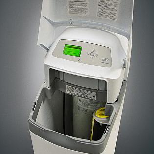 Urządzenie zmiękczające wodę