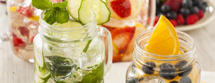 Sposoby na urozmaicenie smaku wody