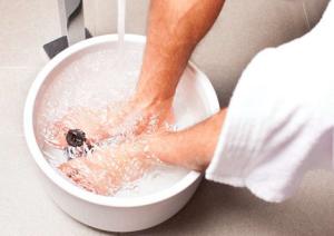 Leczenie wodą w domu