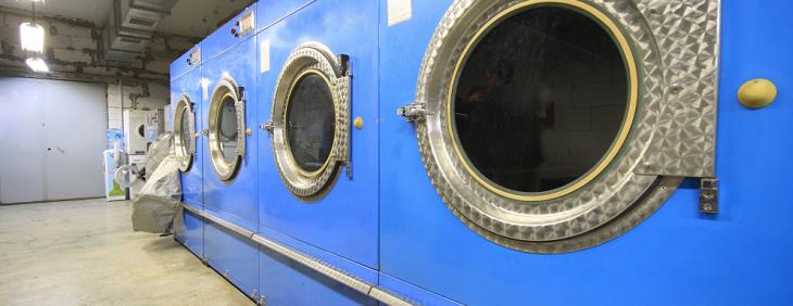 Uzdatnianie wody dla pralni przemysłowej