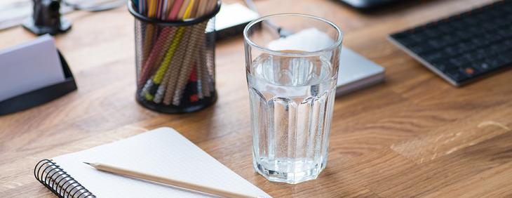 Woda w miejscu pracy