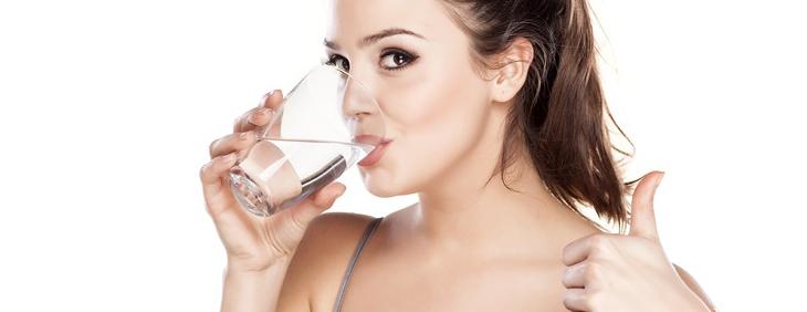 Woda w życiu kobiety