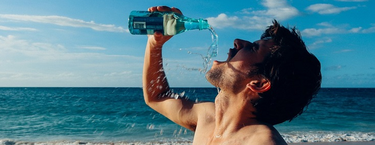 Udział wody w regulacji temperatury ciała
