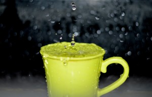 smak wody