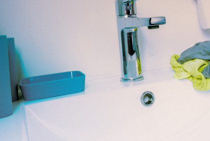 Osad z mydła – jak sobie z nim poradzić?